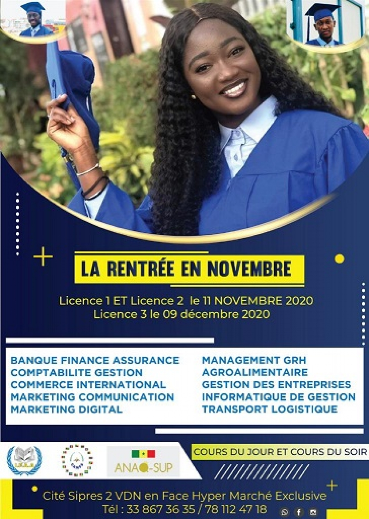 Rentrée 2019 IFAA Business School